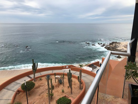 Club Regina Los Cabos: View from Restaurant Inizio