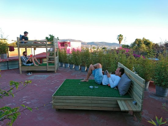 Casa angel youth hostel prices reviews oaxaca mexico for Design hotel oaxaca