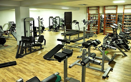 4d2291cc708 Gym - Picture of Athletics Hotel