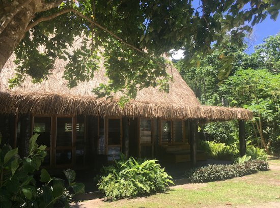 Qamea Island, Fiji: Two Bedroom Bure