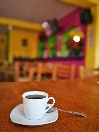 San Miguel Zinacantepec, Mexico: Ricos desayunos y comidas