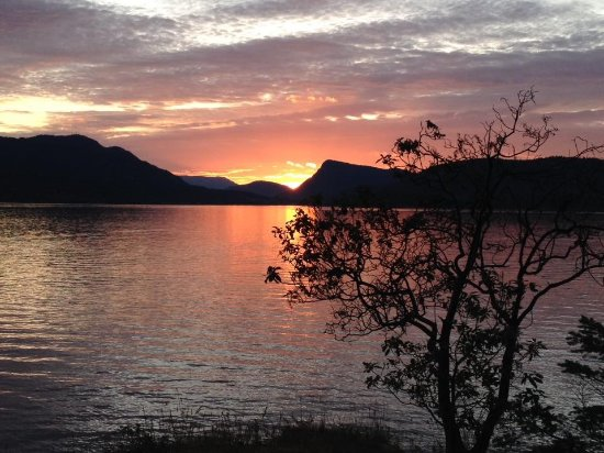 Mill Bay, Kanada: More sunsets, Gulf Islands