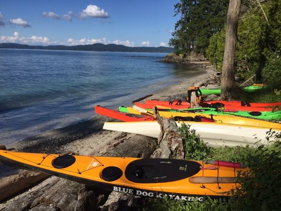 Mill Bay, Kanada: A lunch stop in the Gulf Islands