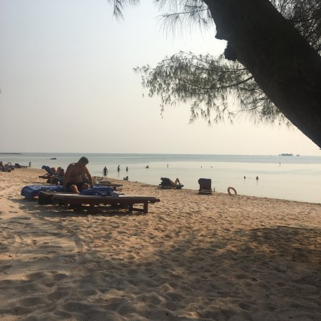 The best resort on the best beach in Phu Quoc