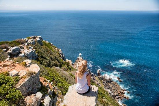 كيب تاون المركزية, جنوب أفريقيا: Cape point