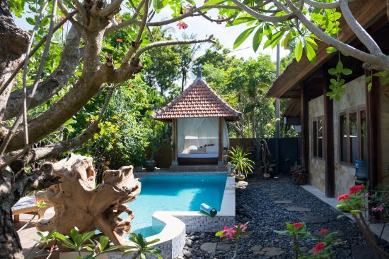 Villa Sukanta: Private Pool View