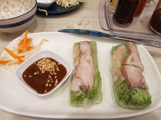 Saigon Cafe Brunch Menu