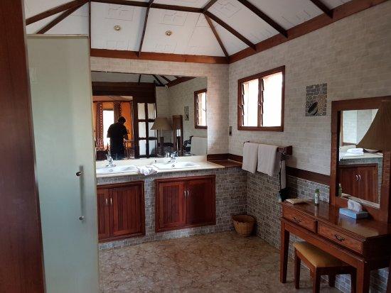 Kilima Safari Camp: Salle de bain