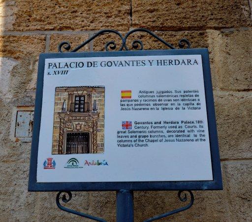 Palacio de Govantes y Herdara