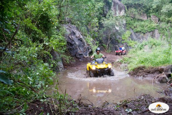 Gampaha, Sri Lanka: Sri Lanka's First ATV Adventure Trail