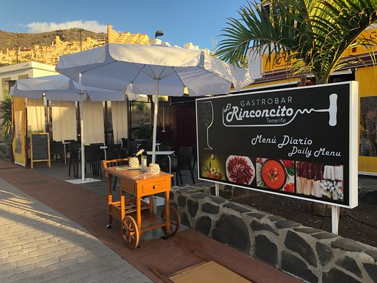 Best Food In Tenerife Review Of El Rinconcito Gastrobar