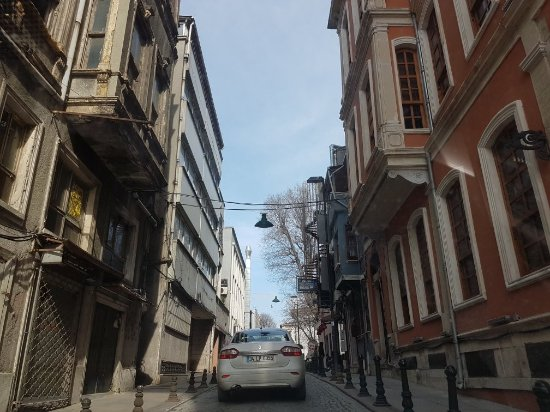 Sultanahmet District: 20180215_125056_large.jpg
