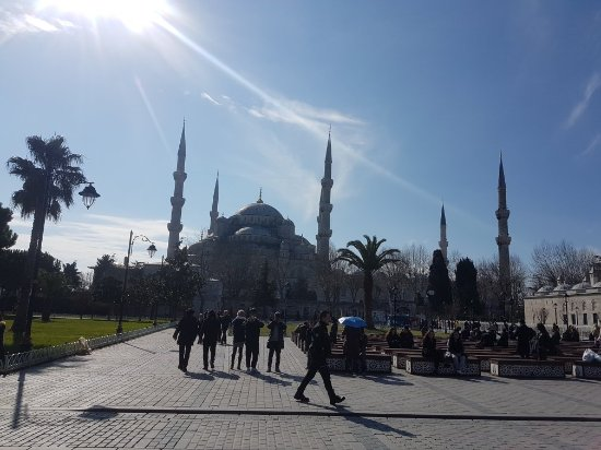 Sultanahmet District: 20180215_135819_large.jpg