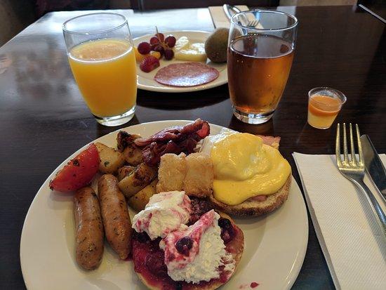 Marriott Vacation Club at Surfers Paradise: Breakfast Buffet