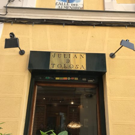 Julian de tolosa madrid la latina restaurant reviews - Julian de tolosa madrid ...