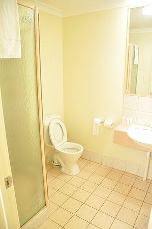 Belmont, Australia: Bathroom