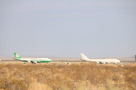 Mojave, Kalifornien: ボーイング747