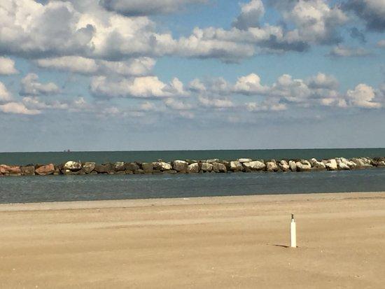Hotel Viking: La nostra spiaggia in primavera