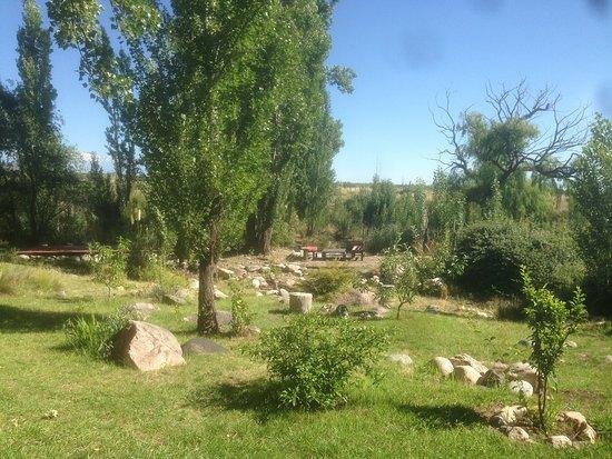 Tunuyan, Argentina: The beautiful garden