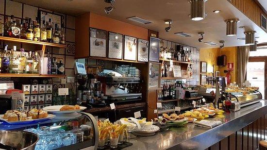 imagen Cafeteria Lara en Sabiñánigo