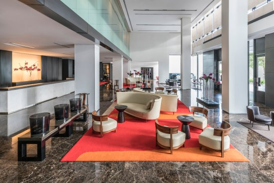 COMO Metropolitan Bangkok : Lobby area