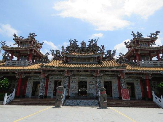Shan Xiu Temple