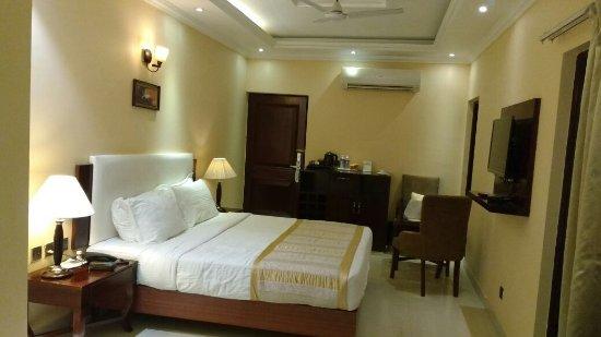 De Alturas Resort: Room