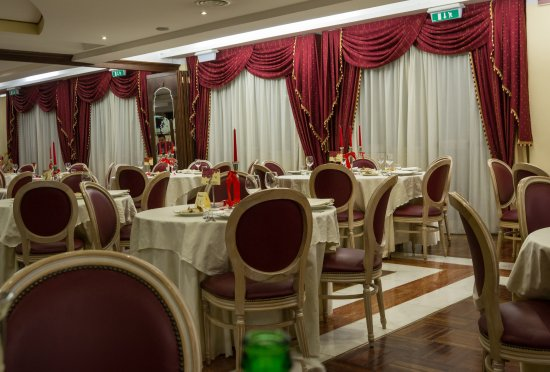 Atena Lucana, Italien: Sala ristorante