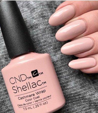 Visage Beauty & Spa: CND Shellac