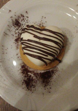Arluno, Itália: Il dolce di San Valentino