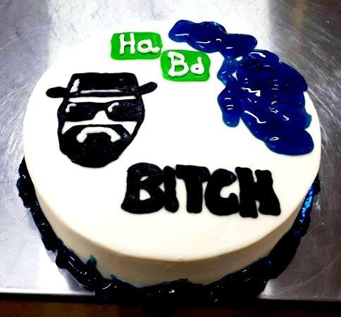 Sensational Children Birthday Cakes Picture Of Cupcake Fantasia Home Bake Funny Birthday Cards Online Alyptdamsfinfo