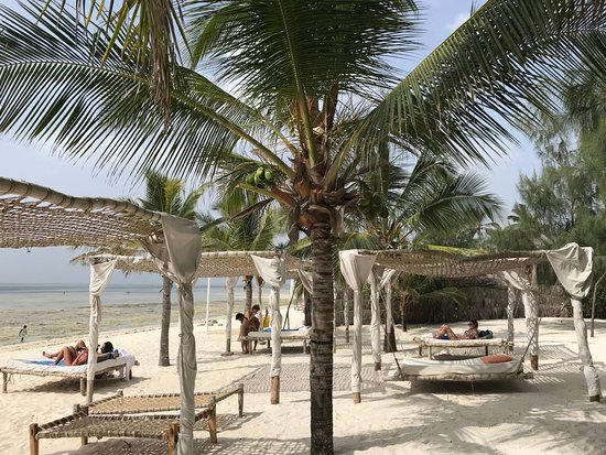 Clubviaggi Resort Twiga Beach & SPA: Spiaggia dell'Hotel