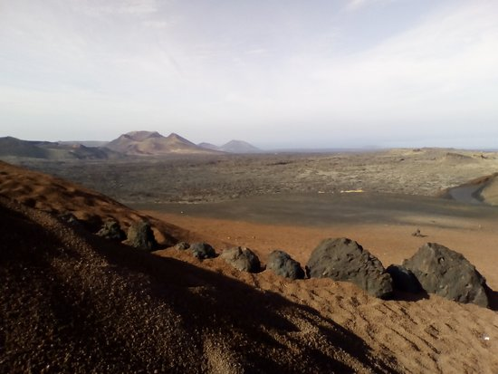 Timanfaya National Park Photo