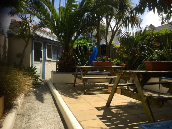 Foto de Base Surf Lodge