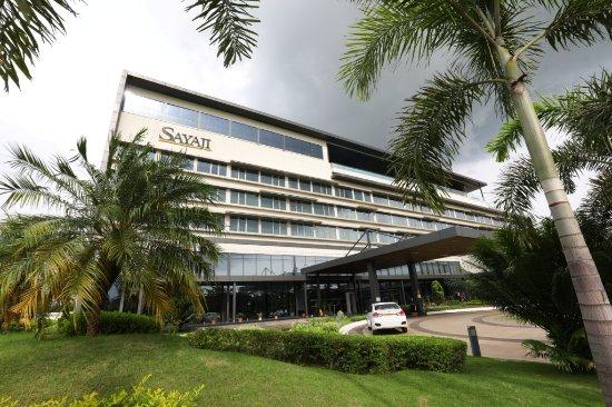 Sayaji Hotel Raipur