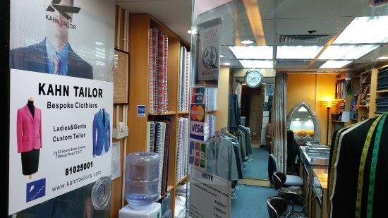 Kahn Tailor服裝訂製店