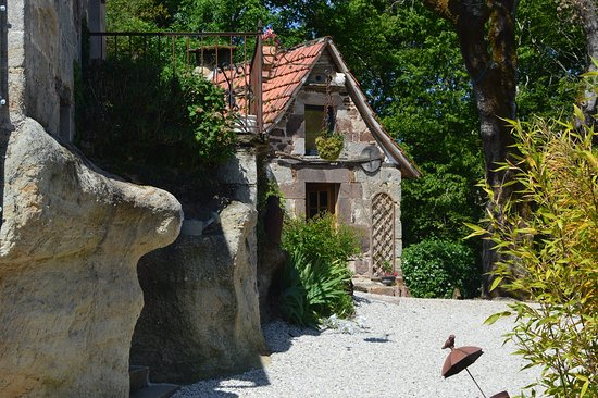 La Maison d39Htrefois BB Saint Bazile de Meyssac France