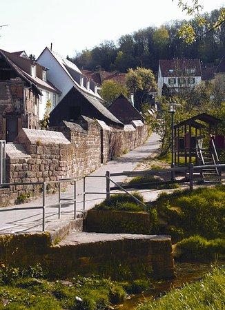 Stadtmauer von Otterberg