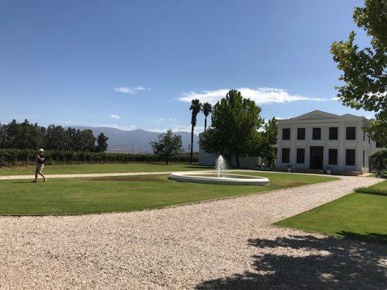 Robertson, Sydafrika: ein schönes Anwesen