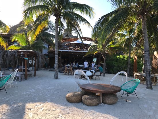 Beach seating picture of holbox hotel casa las tortugas petit beach hotel spa holbox - Holbox hotel casa las tortugas ...