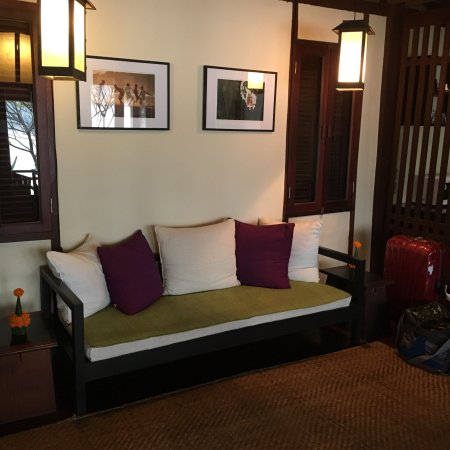 Recommend stay in Luang Prabang
