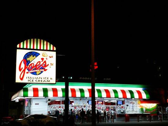 Joe's Italian Ice: 店鋪實景
