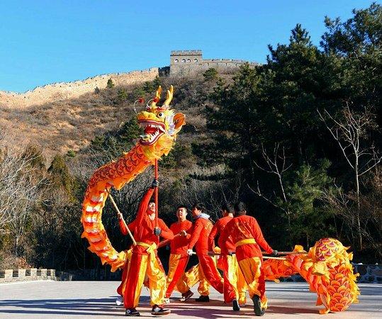 Jinshanling Great Wall: Viaggiare in Cina