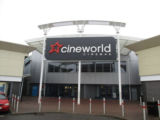 Cineworld Harlow‎
