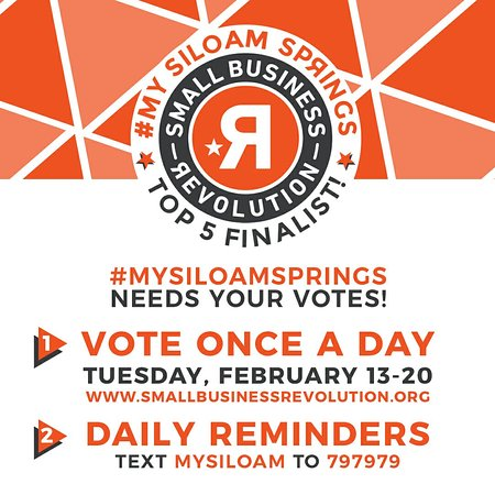 Please Help Siloam Springs Win!