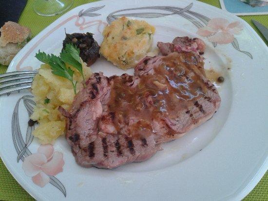 Rhone, France: viande