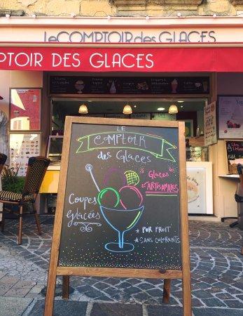 Le comptoir des glaces salon de provence restaurantbeoordelingen tripadvisor - Comptoir de famille salon de provence ...