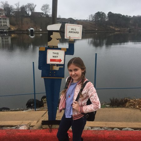 Belle of Hot Springs Riverboat Picture