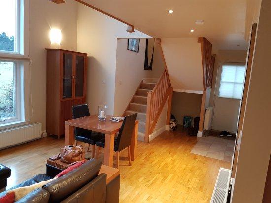 Comrie, UK: Living Room