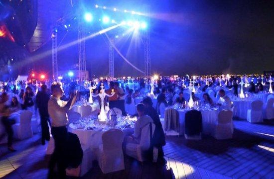 The Meydan Hotel: Nightlife auf der Dachterrasse